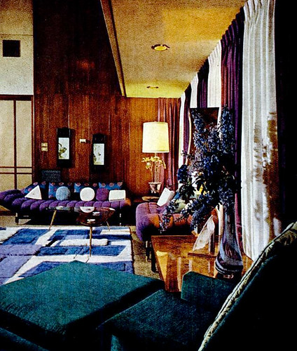 Mid Century Living Living Rooms 1960 65