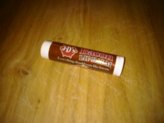 Bacon Flavored Lip Balm @shatteredhaven got me