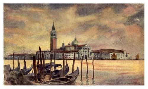 003- San Giorgio Maggiore-Venice – 1904-Dorothy Menpes