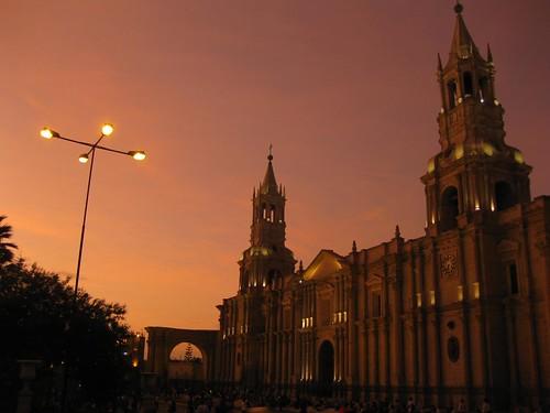 Basílica Catedral de Arequipa
