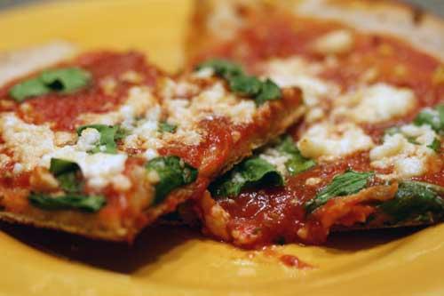 pizza squares