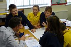castlederg school session