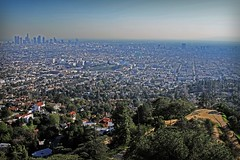 its a big place #2 (TheDailyOrdinary) Tags: canon losangeles downtownla griffithparkobservatory mywinners canoneos7d