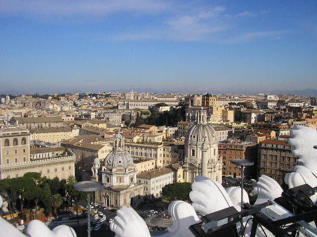 Roma city by LisbonVisitor