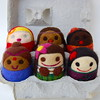 Egg Girls from around the world (asherjasper) Tags: girls wool children toys dolls kawaii eggs multicultural eggbox needlefelted