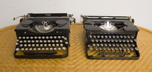 The Typewriter Duel: Royal v. Triumph