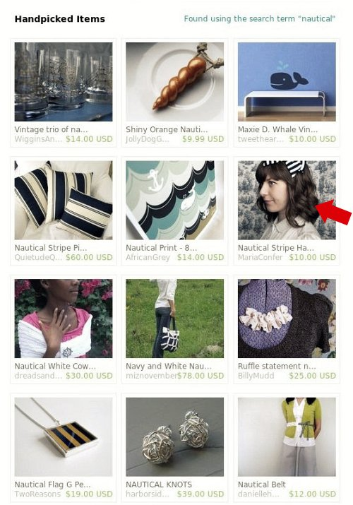 Etsy Front Page 2.20.10