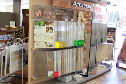 Armstrong resiliant floors
