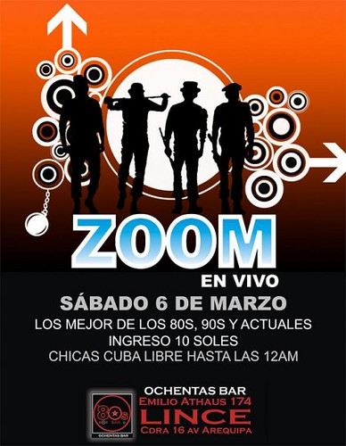 Zoom - Ochentas Bar