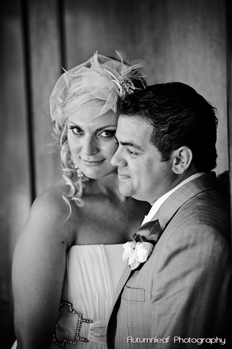 Gloria and Damian - Dashing Groom, Hot Bride (by Autumnleaf Photography)