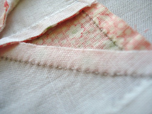 DJ stitching