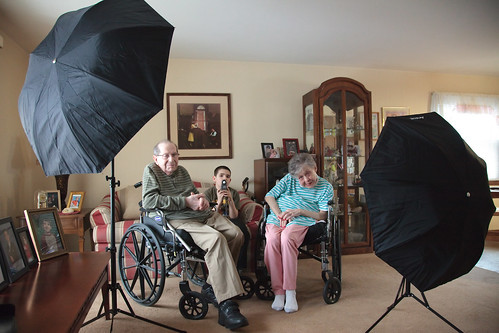 52 Variations - Variation Ten - Grandparents Setup Shot