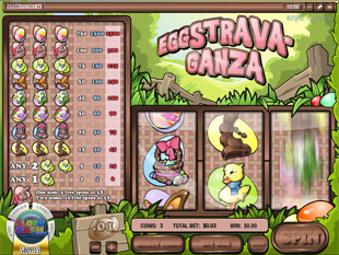 Eggstravaganza slot game online review