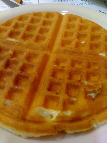 Waffle, Calvary Waffle Shop, Memphis, Tenn.