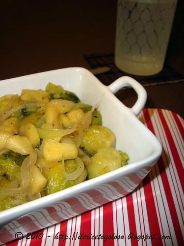 Cavoletti e mele alla cannella (1)