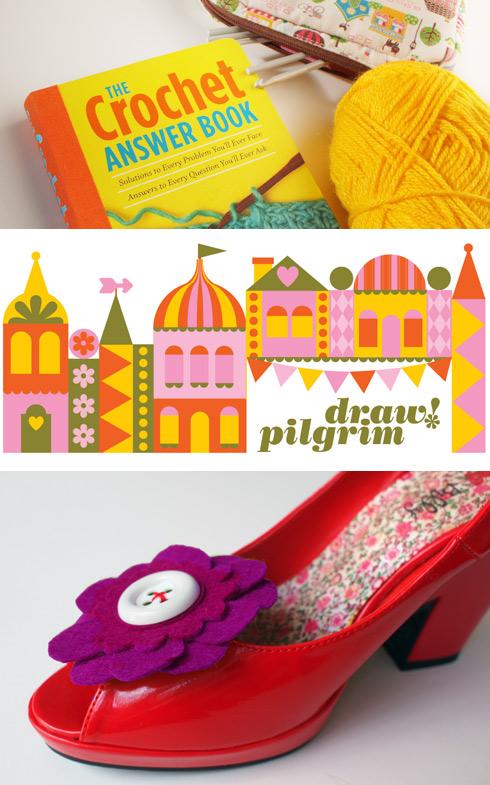 Lovely blogs: Draw! Pilgrim