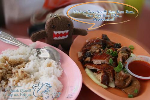 duckey rice