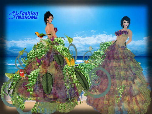 Bali-Gown by Fellini Couture 2