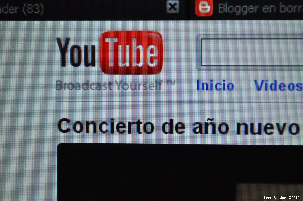 YouTubeando
