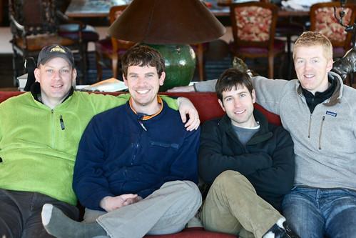 cabin boys 2010