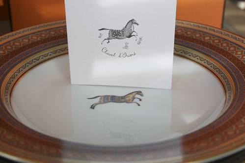 Hermès CdO Soup Plates11