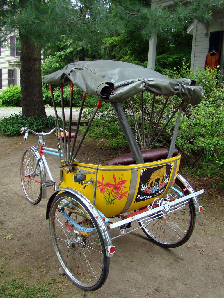 DSC06071 Foreign Cargo Rickshaw