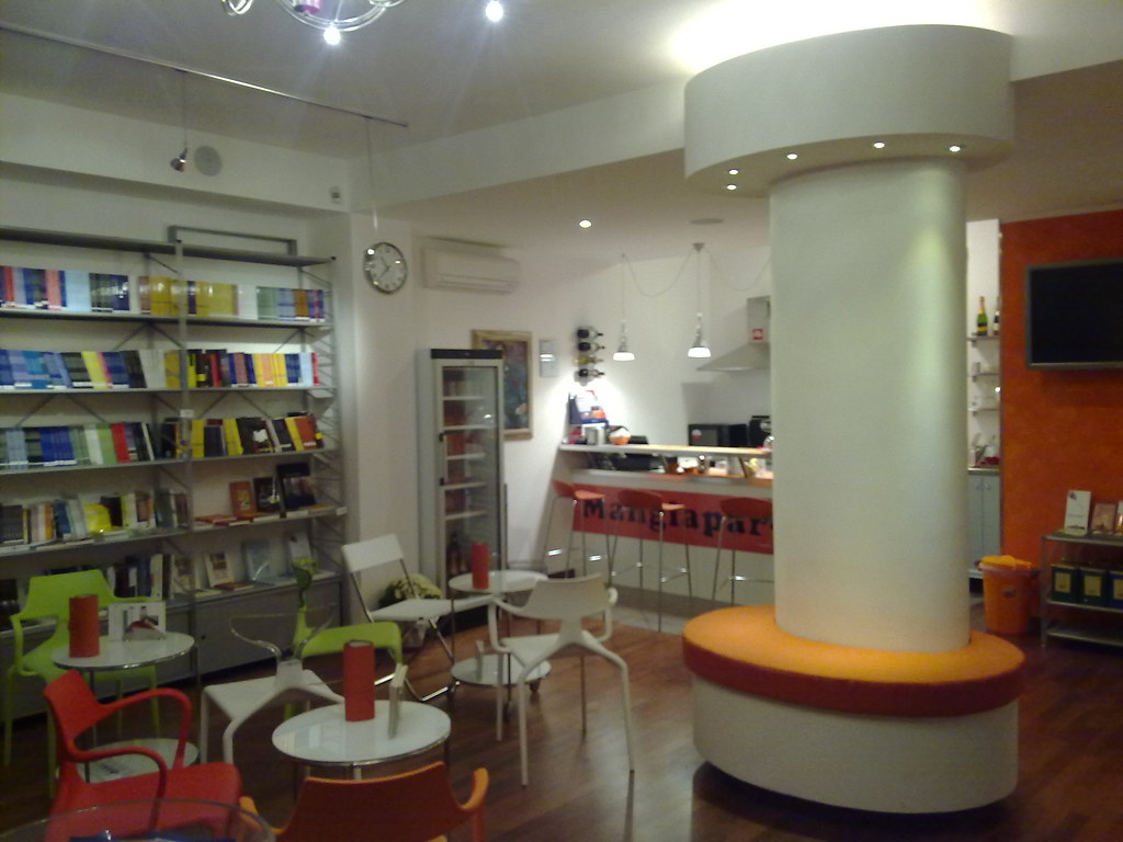 Libreria Mangiaparole