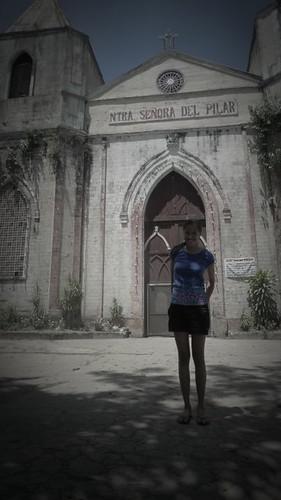 Nuestra de Senora del Pilar de Zaragoza (Sibonga, Cebu)