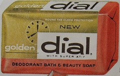 1960s DIAL SOAP Vintage Advertisement Graphics Wrapper Label (Christian Montone) Tags: old vintage magazine ads advertising soap graphics label commercial advert 1960s cheer clippings midcentury vintageadvertisements vintagegraphics
