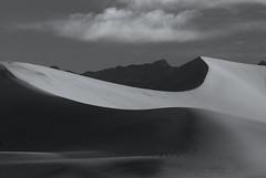 Sand Dune (taktakimage) Tags: california travel shadow sea sky blackandwhite cloud mountains nature water contrast sunrise golf point nationalpark sand nikon desert devils nevada bad course level deathvalley zabriskie sanddune landscapephotography olancha zabriskipoint nikond80 tamron70200mm furnesscreek