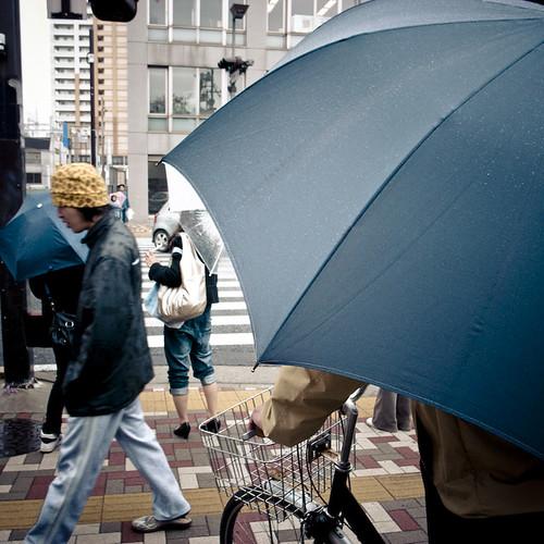Three Quarter's Umbrella