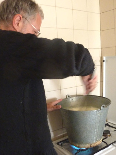 Cheese making: amateur cheesemaker