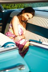 [フリー画像] 人物, 女性, ファッション, 201105141500