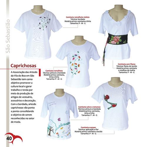 Catálogo - Grupo Caprichosas - São Sebastião - DF by PARANOARTE