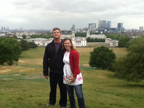 Ron and Cathy @ London 05.2011