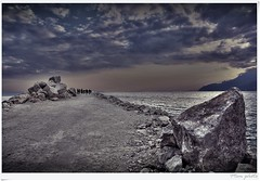 #225 The final obstacle ? (Mem Foto) Tags: sea eye canon eos idea cool flickr mare campania spirit air brain explore theme 5d concept lungomare salerno golfo scogli porticciolo mem7672 thefinalobstacle marcobencivengaphotographer memfoto wwwmemfotocom wwwlaboratoriolacellulacom