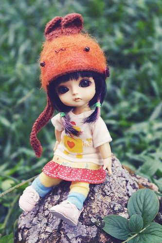 day out for Kuriko ^_^
