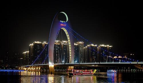 Liede Bridge (猎德大桥)