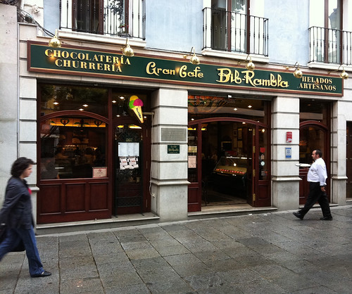Granada Gran Cafe Bib-Rambla 2011- - 5