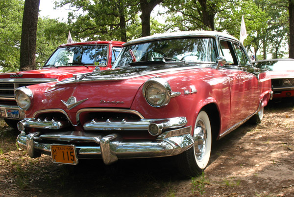 terrell 1955 dodge royal lancer front qtr smaller