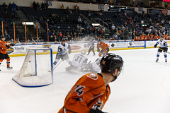 "Missouri Mavericks vs. Wichita Thunder, February 7, 2017, Silverstein Eye Centers Arena, Independence, Missouri.  Photo: John Howe / Howe Creative Photography • <a style=""font-size:0.8em;"" href=""http://www.flickr.com/photos/134016632@N02/32422663420/"" target=""_blank"">View on Flickr</a>"
