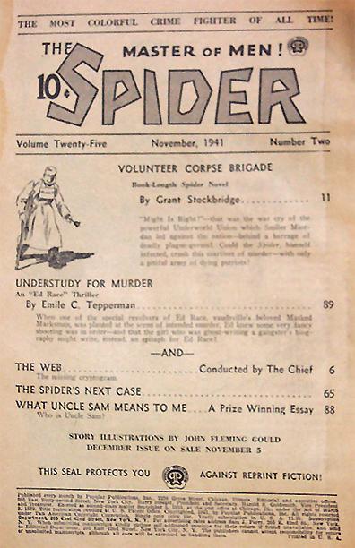 spider-contents