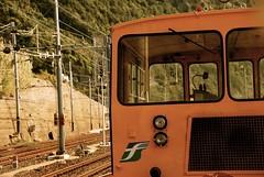 tempi moderni (Sheilasan) Tags: liguria stazione ferrovie 5terre