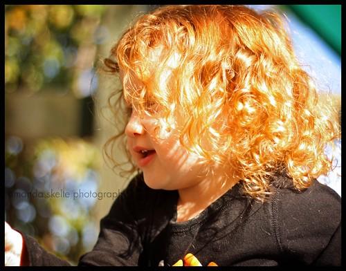 aidan bright hair