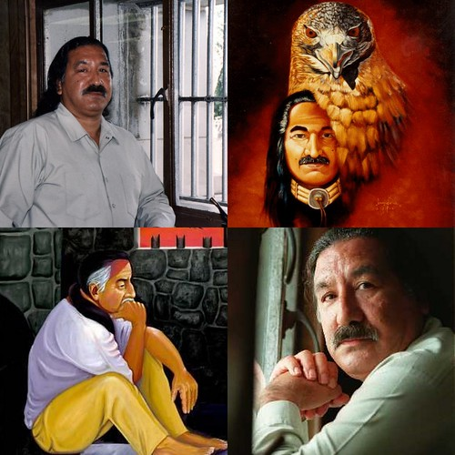 Obama! Free-Leonard-Peltier-Now!