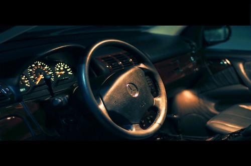 Mercedes Benz Ml320 Interior. 2000 Mercedes-Benz ML320