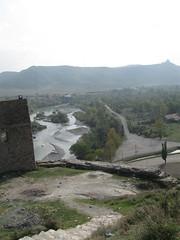 Georgia, Mtskheka-Fortress