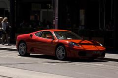Ferrari F430 (Waqar_Ahmed) Tags: auto street london classic sports car canon wow star spider yahoo google amazing italian muscle oz web awesome internet australia melbourne chapel ferrari victoria monaco mel boxer vic aussie aus coupe supercar v8 spotting f430 chapelstreet targa ferrarif430 melb hypercar 400d