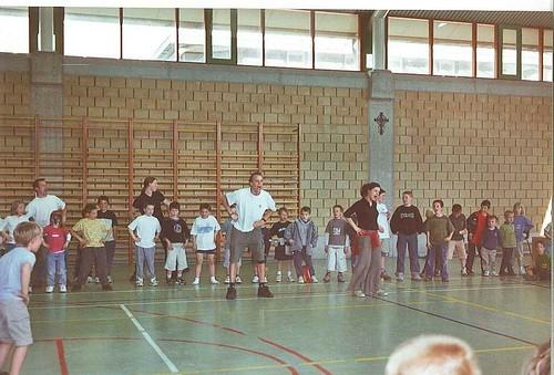 2002 april, Brugge