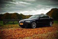 BMW E46 (RICKJANSEN Photography©) Tags: car nikon d2x bmw e46 316i